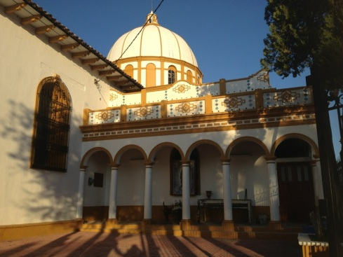 Guadalupe Church, San Cristobal de las Casas, Chiapas